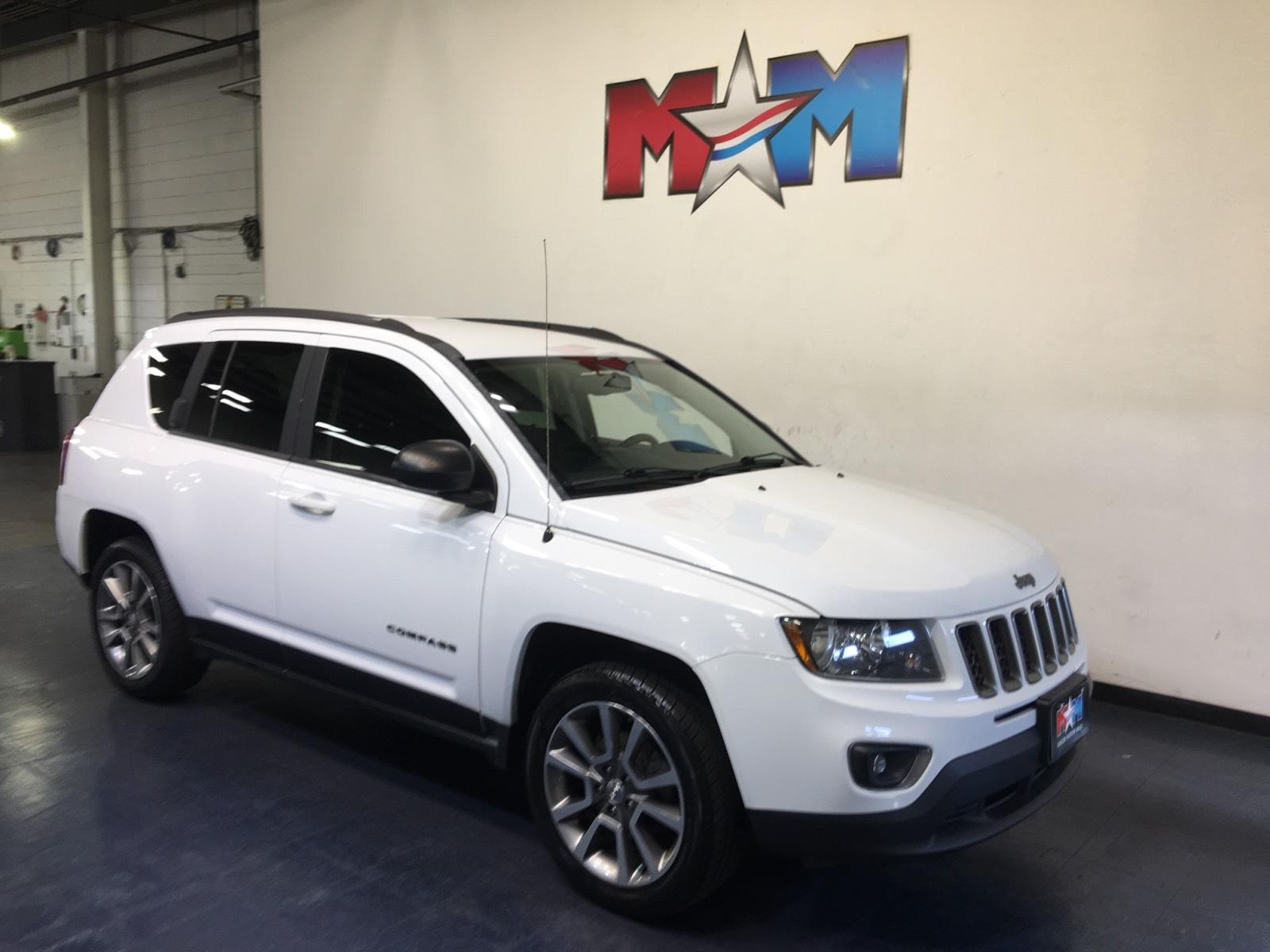 Pre-Owned 2016 Jeep Compass FWD 4dr Sport SE Pkg
