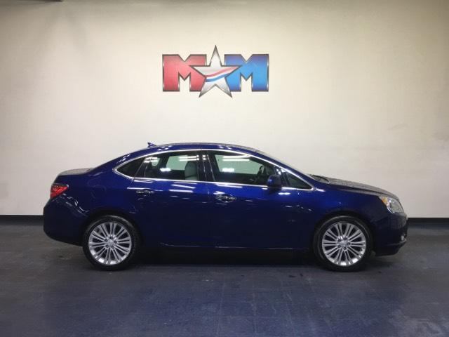 Pre-Owned 2013 Buick Verano 4dr Sdn