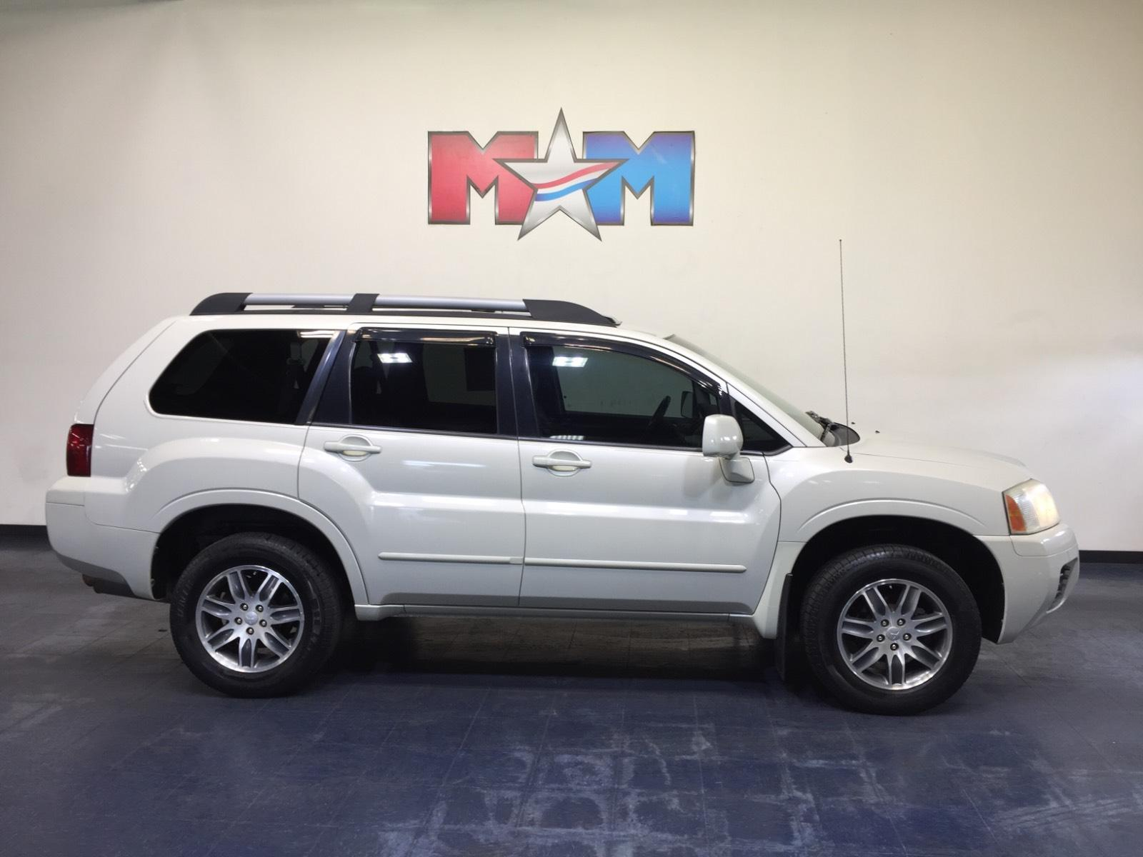 Pre-Owned 2005 Mitsubishi Endeavor 4dr AWD Limited