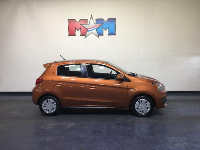 Pre-Owned 2018 Mitsubishi Mirage ES Manual