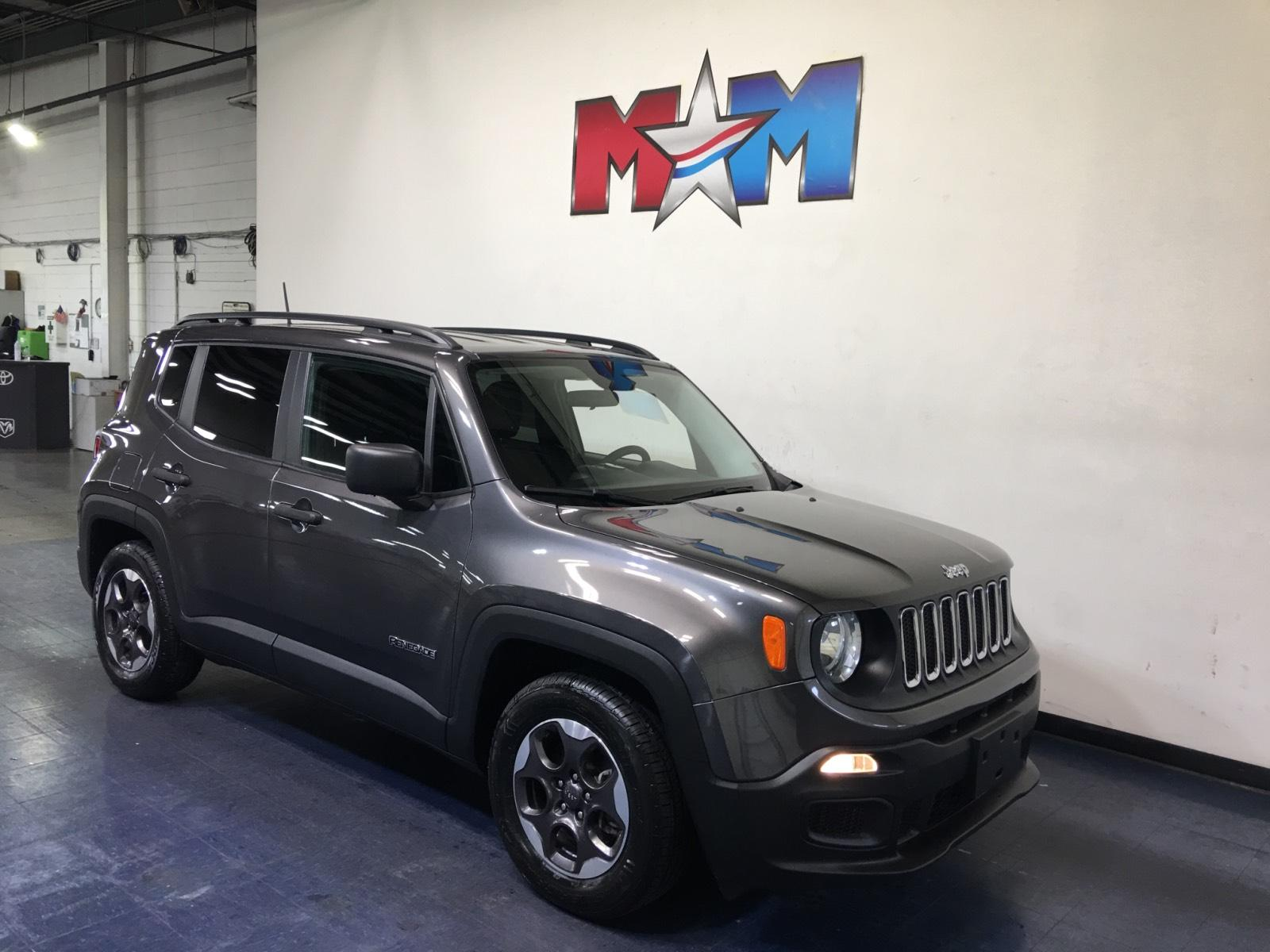 Pre-Owned 2017 Jeep Renegade Sport FWD *Ltd Avail*